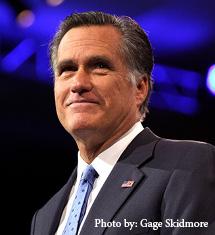 Mitt Romney - GOP Calls